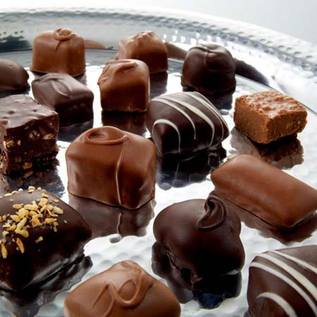 4lb. Deluxe Assorted Chocolates Dark