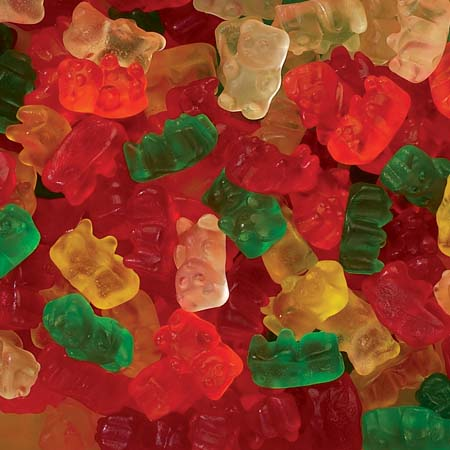 8 oz. Bag Sugar Free Gummi Bears