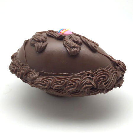 4 oz. Milk Chocolate Shell Egg
