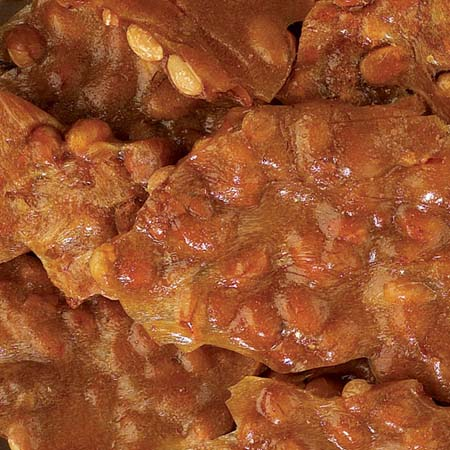All Natural Handmade Peanut Brittle (10 oz.)