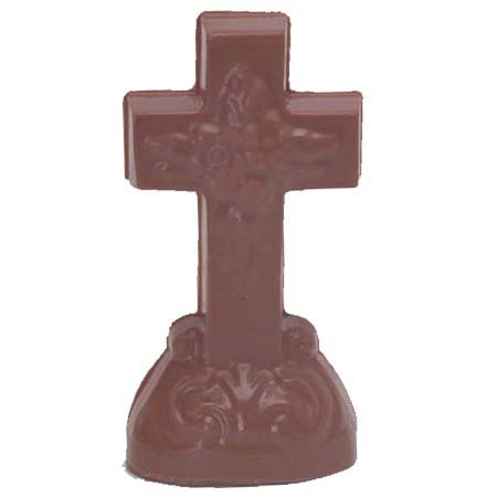 All Natural Milk Chocolate Cross 1.25 oz.