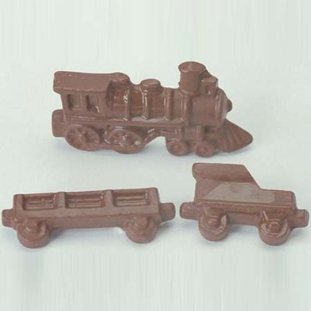 Train Milk Chocolate (Solid) 4 oz.
