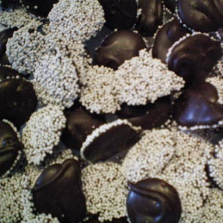 11 oz. Dark Chocolate Nonpareils
