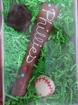 Chocolate Baseball Set