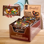 Mini Chocolate Button Pretzel Pack