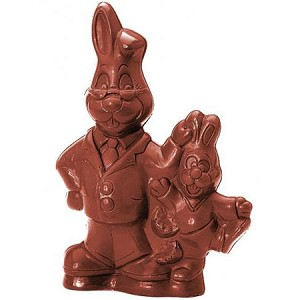 Dr. Tommy Bunny Milk Chocolate