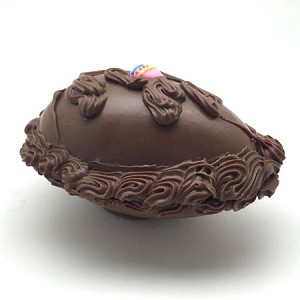 8 oz. Milk Chocolate Shell Egg