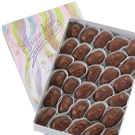 1lb. Petite All Coconut Eggs Milk Chocolate