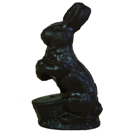 Gluten and Dairy-Free Matty Bunny Dark Chocolate