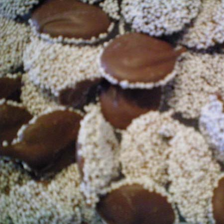 11 oz. Milk Chocolate Nonpareils