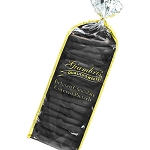 All Natural Belgian Dark Chocolate Pretzel Gift Bag