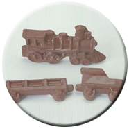 Chocolate Molded Items